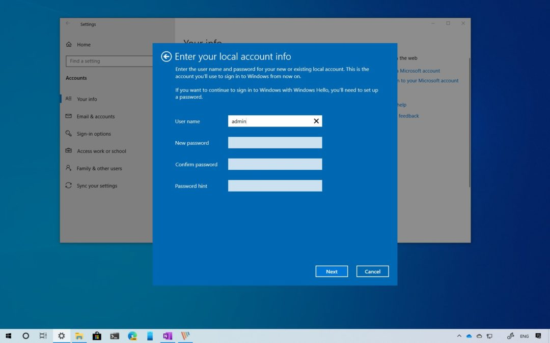 Comment résoudre les problèmes de mots de passe pour les connexions à distance sous Windows 10 ?
